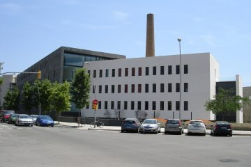 """CAN FRAMIS"" PERMANENT HEADQUARTERS OF BARCELONA MEDIA"