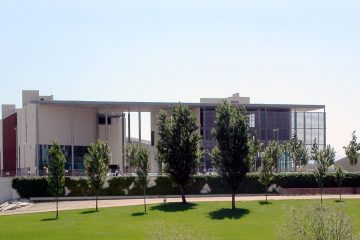 CENTER OF CULTURES AND UNIVERSITY LIBRARY IN LLEIDA