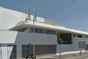 """""""SANT PERE DE RIBES"""" FACILITIES PROJECT FOR THE NEW HIGHSCHOOL"""